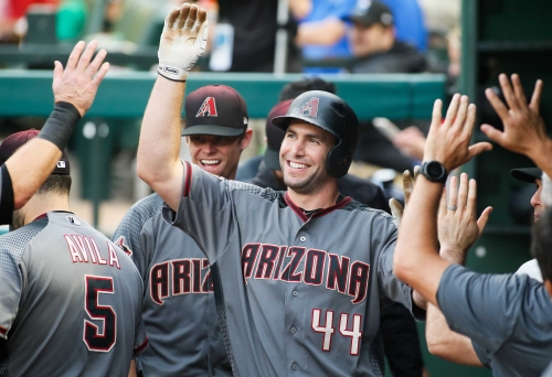 Days off still rare for Diamondbacks' Paul Goldschmidt