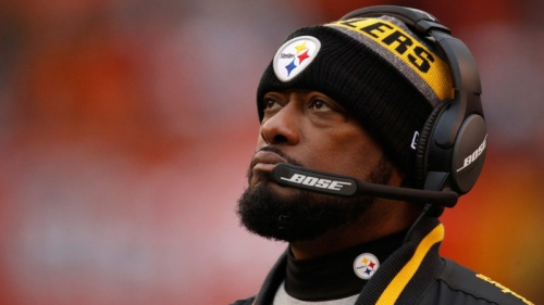 Steelers coach Mike Tomlin won't commit to saying Landry Jones will have a roster spot