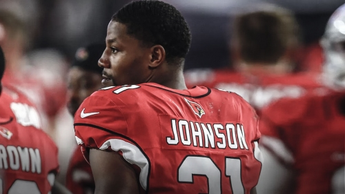 Cardinals RB David Johnson believes Arizona's offense is 'stacked'