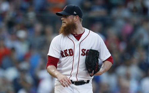 Philadelphia Phillies a threat to land Boston Red Sox closer Craig Kimbrel in free agency