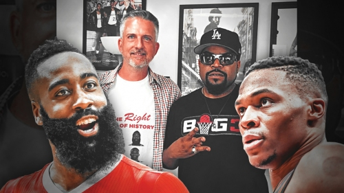 Thunder news: Bill Simmons sides with Rockets' James Harden, takes jab at Russell Westbrook's 2017 MVP