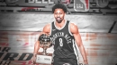 Nets guarantee Spencer Dinwiddie's 2018-19 contract