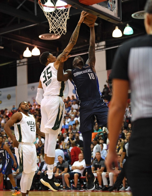 Bucks set to bring in summer-league standout Christian Wood