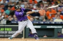 Nolan Arenado hates being a DH, but still hits key home run in Rockies' win over Astros