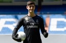 Thibaut Courtois set to miss Real Madrid's Super Cup clash with Atletico Madrid
