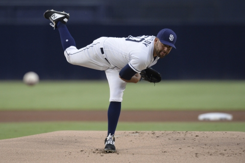 Brett Kennedy loses 2nd MLB start for Padres, 7-3 to Angels
