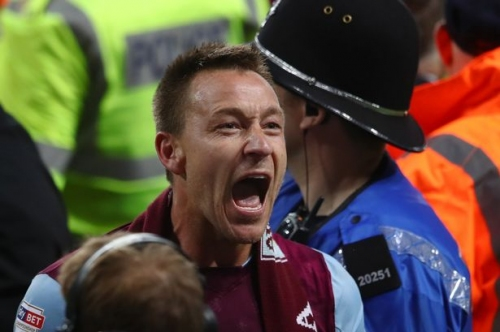 Ex Aston Villa skipper John Terry's next move has been revealed - and it's a strange choice