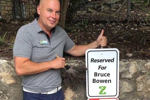 Open Thread: A new employer for Bruce Bowen