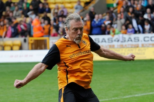 Rock gods, comedians and Luke Skywalker - Wolverhampton Wanderers and their celebrity supporters