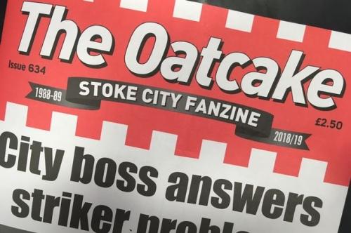 End of an era: Stoke City's Oatcake fanzine enters into final full season