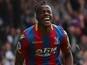 Wilfried Zaha eyes Crystal Palace goal record