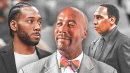 Stephen A. Smith sides with Bruce Bowen on Kawhi Leonard comment after being sacked by Clippers