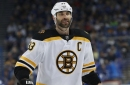 How many muscles would you tear doing Zdeno Chara's workout?