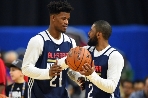 So you're telling me there's a chance: Gauging reality of an Irving/Butler package