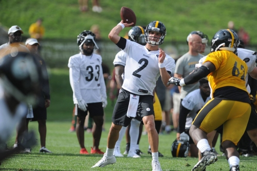 Training Camp Recap: Mason Rudolph and young talent highlight final day of training camp