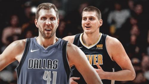 Dirk Nowitzki, Nikola Jokic's shocking dunk differential from rest of NBA centers