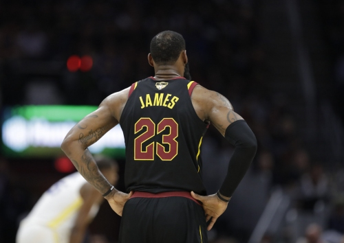 Tickets for LeBron's return to Cleveland with the Lakers are on sale, but they're gonna cost you