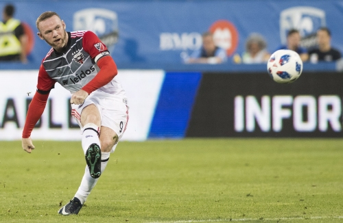 "Wayne Rooney didn't come to D.C. United just for a fat paycheck: ""I'm here to work"""