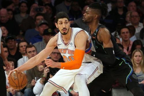 Locked on Knicks, Episode 328: Enes Kanter report card