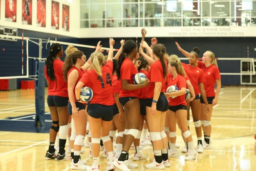 Arizona volleyball looking to return to the NCAA Tournament in 2018
