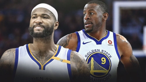 Andre Iguodala says Warriors will help DeMarcus Cousins avoid overdoing things