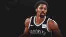 Spencer Dinwiddie responds to Nets guaranteeing his deal