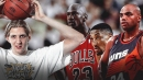 18-year-old Dirk Nowitzki lights up Charles Barkley, Michael Jordan and Scottie Pippen for 52 points