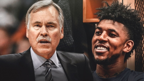 Nick Young hoped to land with Rockets, play for Mike D'Antoni again