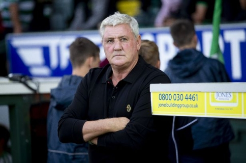 Here's what Steve Bruce had to say about Aston Villa's transfer plans after edging past Yeovil