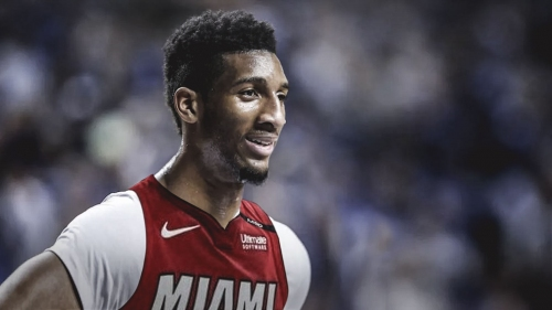 Heat sign former Cal, Kentucky forward Marcus Lee