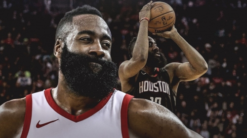 James Harden: 'If I was right-handed, I wouldn't be where I am today'