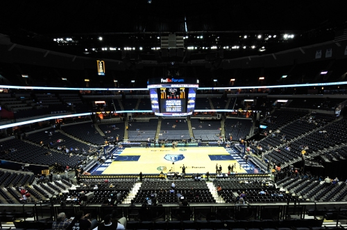 FedEx Forum to host two basketball doubleheaders in early December