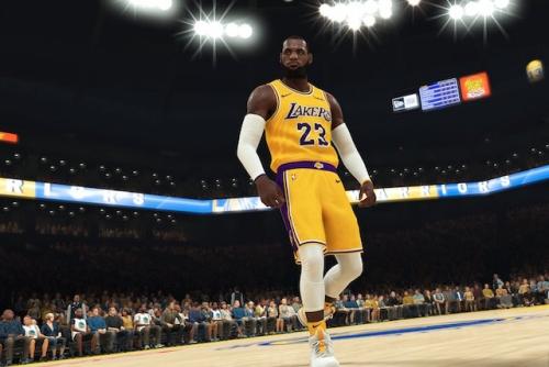 Lakers Among New Teams Joining NBA 2K League For 2019 Season