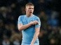 Report: Kevin De Bruyne to miss two months with knee injury