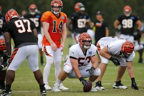 Analyzing Billy Price's NFL debut and whether he actually whiffed on run blocks