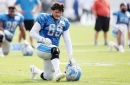 Lions move Frank Ragnow to center, but should get back Graham Glasgow soon