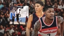 Bradley Beal, Devin Booker scorch nets together in pickup