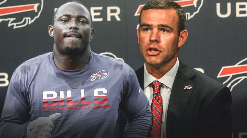 Bills GM says 'nothing's changed' with LeSean McCoy situation