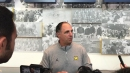 Michigan football defensive backs coach Mike Zordich breaks down his players