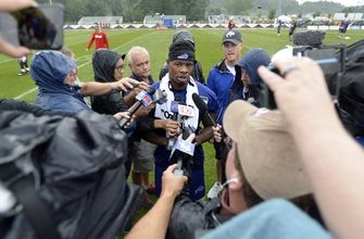 Hard Knocks: Bills receiver Coleman can't escape Browns past