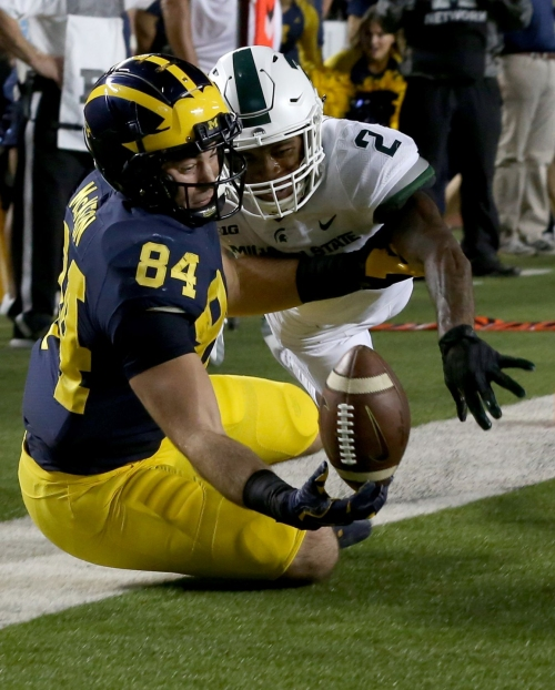 Michigan football's versatile TEs 'a coach's dream' for Sherrone Moore