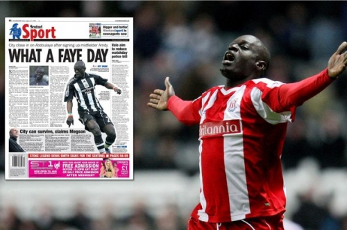 Daylight robbery: How Stoke City's £2.25m capture from Newcastle Utd was one of club's most important deals