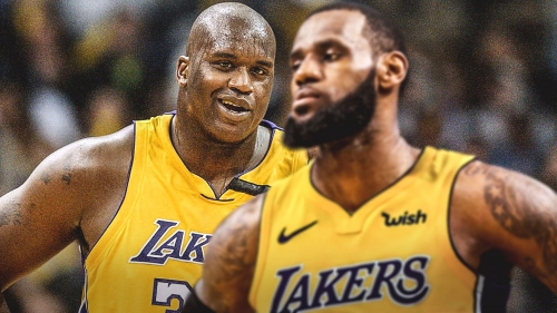 Jeanie Buss says signing LeBron James felt like signing Shaquille O'Neal in 1996