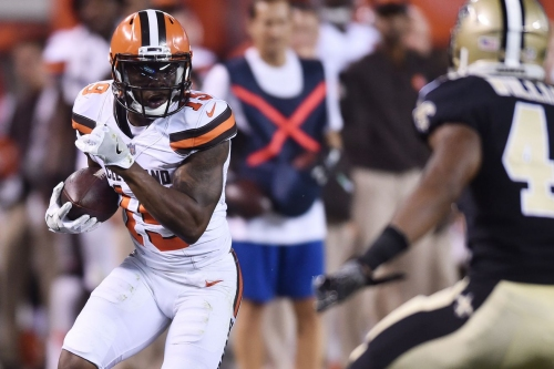 What role will Corey Coleman play Friday night?
