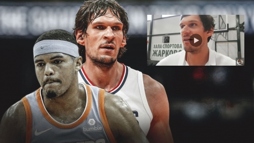 Clippers news: Boban Marjanovic says he's a better dancer than Tobias Harris