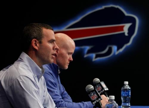 Bills' GM Beane bullish on keeping training camp in Rochester