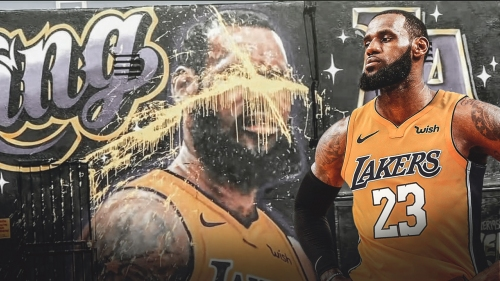 Jeanie Buss says Kobe Bryant fans upset with signing LeBron James aren't Lakers fans