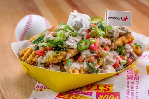 13 interesting food offerings at baseball stadiums