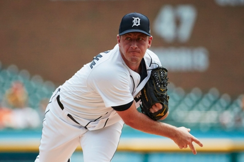 Detroit Tigers' Jordan Zimmermann struggles vs. White Sox (again), 6-5