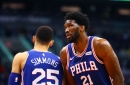 Joel Embiid and Ben Simmons make appearance in top 15 of Bovada's initial MVP odds